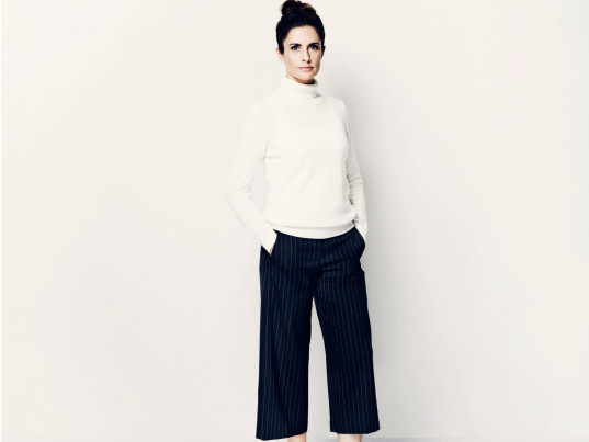 Livia Firth, Marks & Spencer, M&S, Eco-Age, Green Carpet Challenge, eco-fashion, sustainable fashion, green fashion, ethical fashion, sustainable style, eco-celebs, eco-friendly celebrities, sustainable celebrities, green celebrities