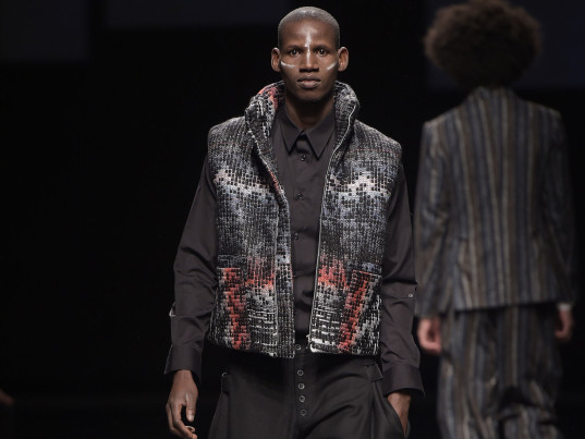 Pitti Uomo, AKJP, Ikiré Jones, Lukhanyo Mdinigi x Nicholas Coutts, U.Mi-1, Africa, Autumn/Winter 2016, eco-fashion, sustainable fashion, green fashion, ethical fashion, sustainable style, Simone Cipriani, Ethical Fashion Initiative, International Trade Centre, fashion philanthropy, Italy
