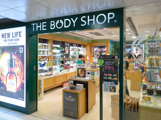 The Body Shop, Newlight Technologies, eco-friendly packaging, sustainable packaging, eco-beauty, eco-friendly beauty, sustainable beauty, eco-friendly skincare, sustainable skincare, eco-friendly personal-care, sustainable personal-care, plastic pollution