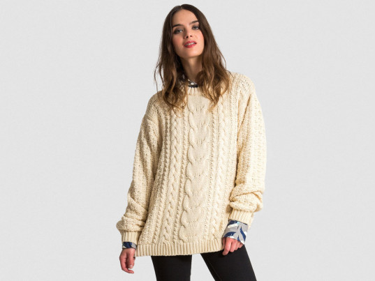 Vaute's Recycled-Cotton Fisherman's Sweaters Are an Animal Lover's ...