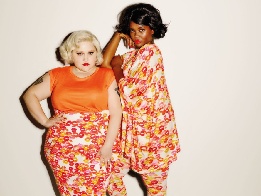 97af8ff654d9a Beth Ditto s Plus-Size Fashion Line is Ethical