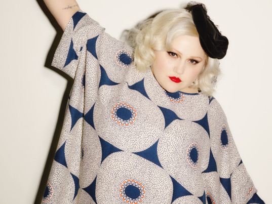 Beth Ditto, plus-size fashion, eco-fashion, sustainable fashion, green fashion, ethical fashion, sustainable style, made in the U.S.A., eco-celebs, eco-friendly celebrities, sustainable celebrities, green celebrities