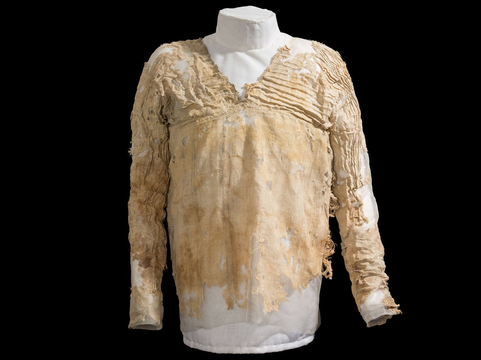 This is the World's Oldest-Known Garment Still in Existence