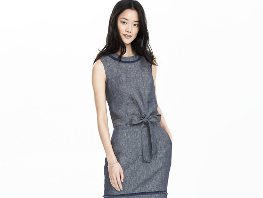 Timo Weiland, Banana Republic, CFDA, Council of Fashion Designers of America, eco-fashion, sustainable fashion, green fashion, ethical fashion, sustainable style, New York City, made in the U.S.A., made in New York, eco-friendly dresses, sustainable dresses