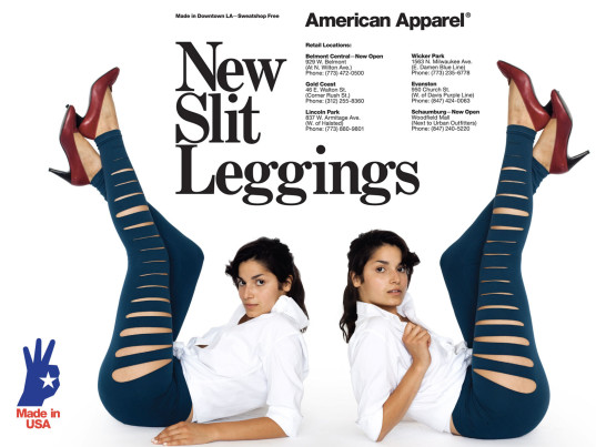 American Apparel, made in the U.S.A., Los Angeles, eco-fashion, sustainable fashion, green fashion, ethical fashion, sustainable style, Dov Charney