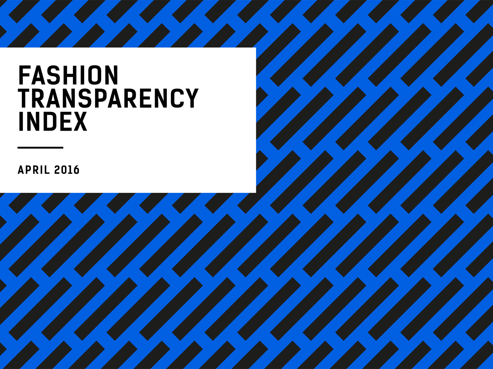 Fashion Revolution Ranks 40 Apparel Brands by Supply-Chain Transparency