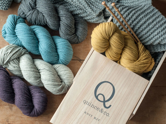 Quince & Co., knitting, DIY fashion, DIY accessories, eco-fashion, sustainable fashion, green fashion, ethical fashion, sustainable style, made in the U.S.A., eco-friendly yarn, sustainable yarn