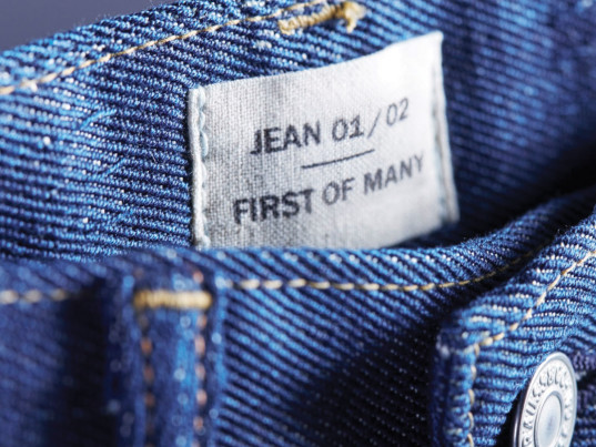 Evrnu, Levi Strauss, Levi's, recycled cotton, upcycled cotton, recycled jeans, upcycled jeans, recycled denim, upcycled denim, eco-friendly jeans, sustainable jeans, eco-fashion, sustainable fashion, green fashion, ethical fashion, sustainable style, recycled fashion, upcycled fashion, Christo Stanev, Stacy Flynn