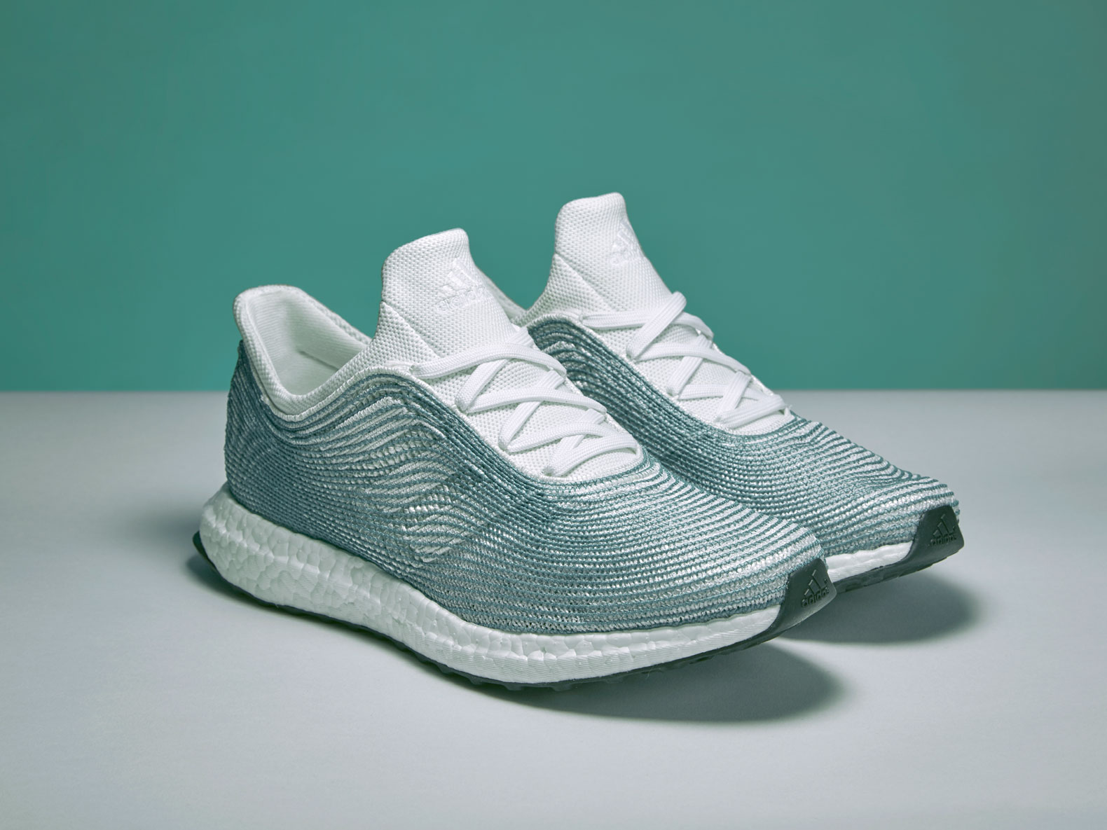 Adidas Parley Giving Away 50 Pairs Of Shoes Made From Ocean Plastic