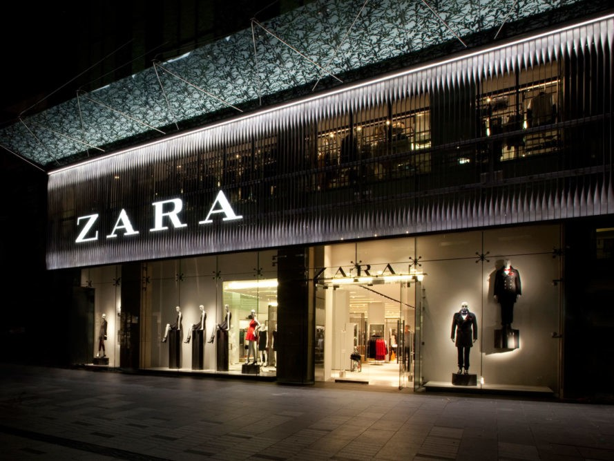 zara intex group Inditex group (zara) creating a seamless service for a retailing giant contact us the inditex group is one of the world's largest fashion distributors.