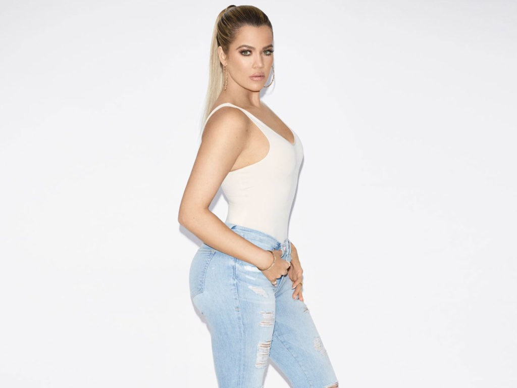 Khloe Kardashian Launches Good American A US Made Denim Line For All Body Types