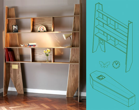 Inhabitat » COFFIN SHELVES: ww.modcom's Shelves For Life