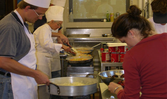 Soup Kitchens In Sacramento Volunteer
