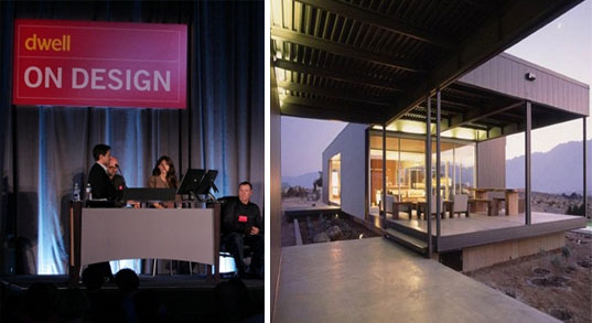 Dwell on Design, Palm Springs, Marmol Radziner, Leo Marmol, Design Conference, Inhabitat is the media sponsor