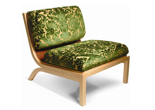 Green Chair, Tio Chair, Conscious Design, Unless Design, new zealand green design, sustainable furniture design