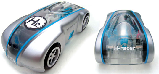 H-Racer, Horizon Fuel Cell, Hydrogen Toy Car, Hydrogen Fueled toy car