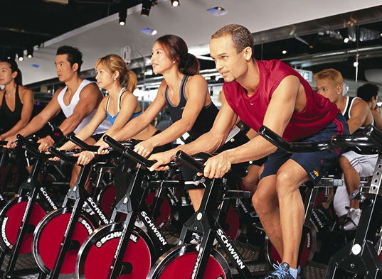 HUMAN-POWERED GYMS in Hong Kong, Human powered gyms, California fitness, Powered By You