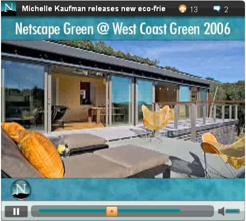Michelle Kauffman, Prefab House, interview