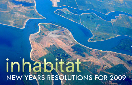 san francisco bay area, inhabitat new years resolutions