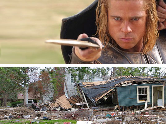 Brad Pitt, Global Green, New Orleans, Hurrican Katrina, Architecture competition, Housing in New Orleans, Green Building