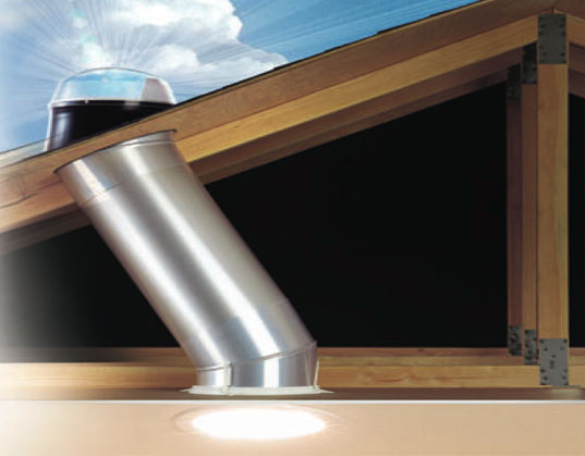 Solar Tube, Solatube, Solar pipe, skylight, daylight, daylighting, natural light, architectural daylighting solutions