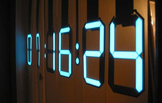 Soner Ozenc, Electroluminescent fabric, Time Clock, LED Prayer Mat, Designers Block, London Design Festival,