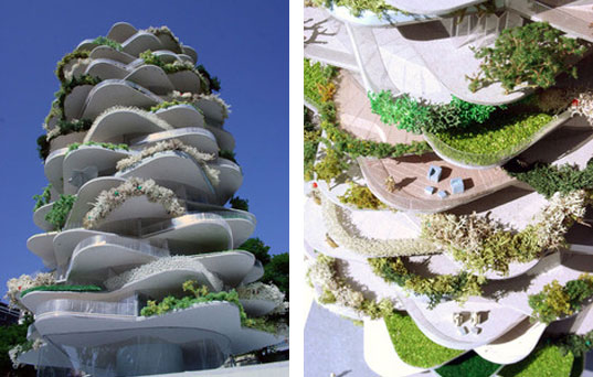 UCX Architects, Urban Cactus Building, Dutch Architects